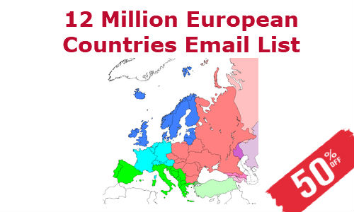 Europe Email List