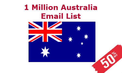 Buy Australia Email List