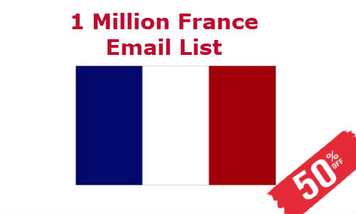 Buy email list France