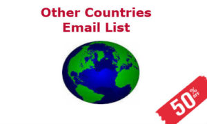 Buy Email List by Country