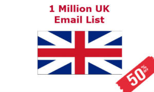 Buy Email List UK