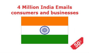 Buy Indian Email Database