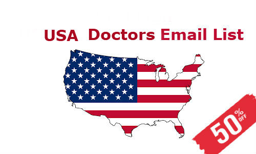 Doctors Email List USA