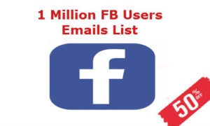 facebook email list