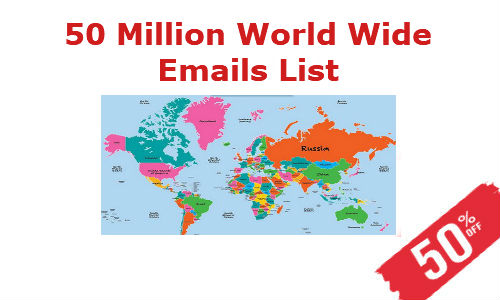 Worldwide Email List International