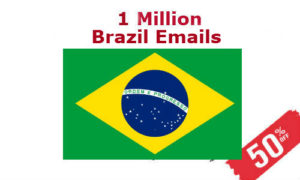 Brazil Email Addresses List