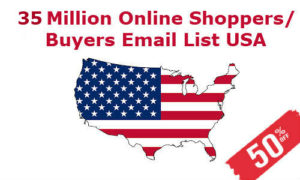 online buyers emails usa