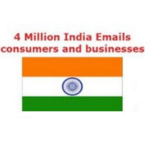 Indian email database