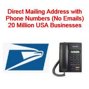 us direct mailing postal address