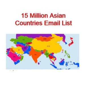 asian emails list