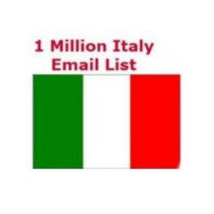 italy email database