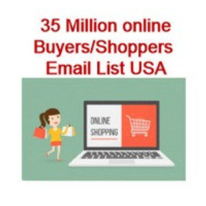 online buyers emails list