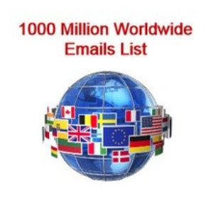 international email lists