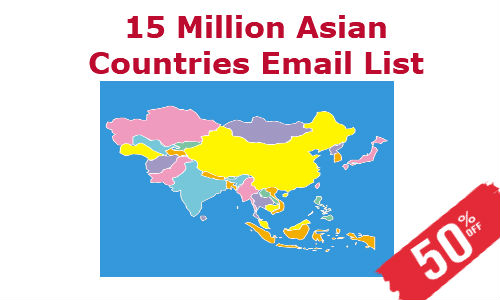 Asia Email List