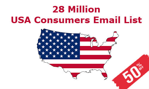 USA Consumers Email List