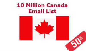 Buy Canada Email List