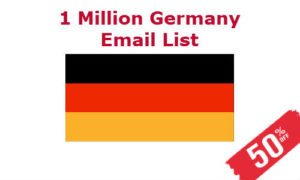 Buy Email List Germany