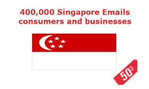 Buy SIngapore Email List