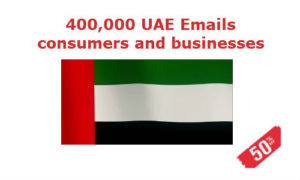 Buy UAE Email List