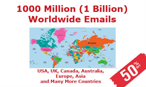World Wide Email List