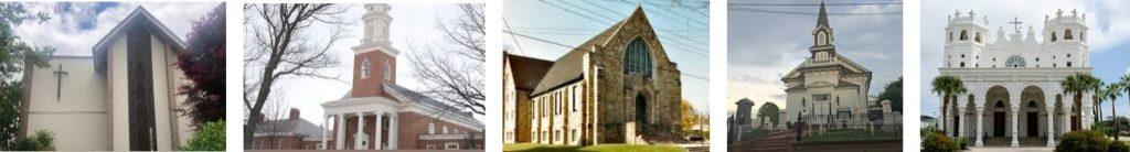 Churches email list usa