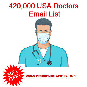 USA Physicians doctors email list