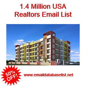 USA realtors email list