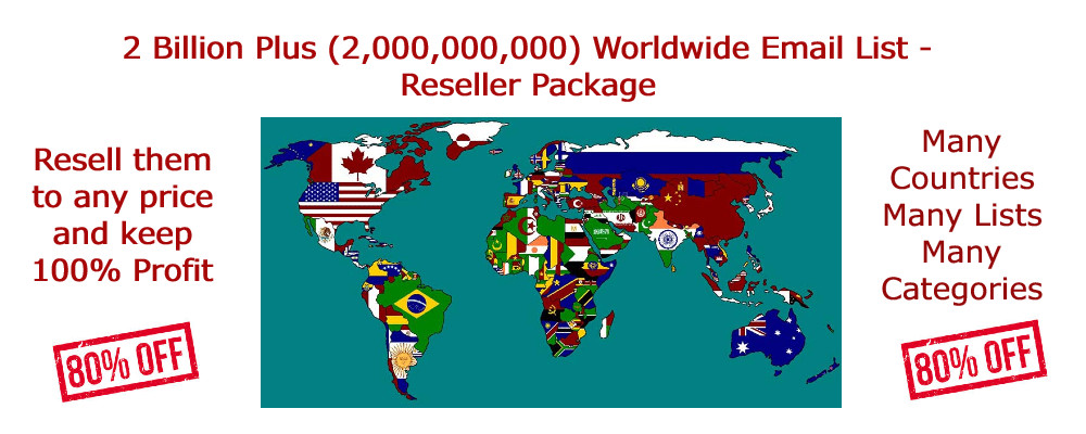 Email List Reseller