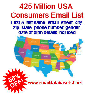 Buy usa email leads