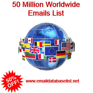 Worldwide Email Lists