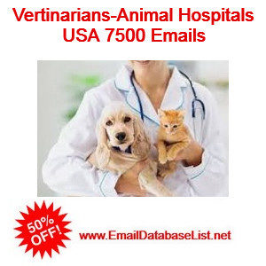 animal hospitals email list vertinarians