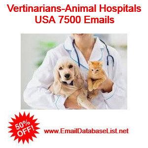 animal hospitals email list vertinarians