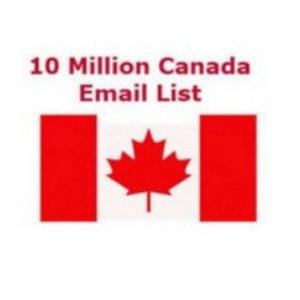 cananda email database