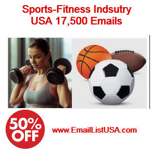 sport fitness emails
