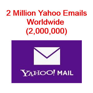 yahoo email list